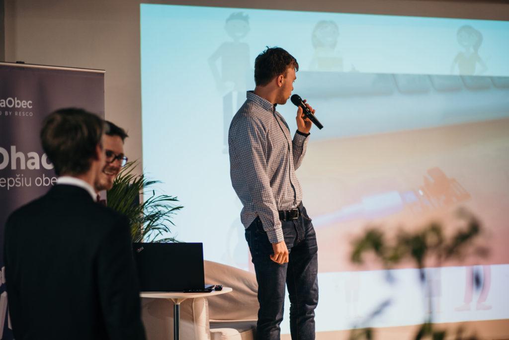 Andrej - our designated presenter