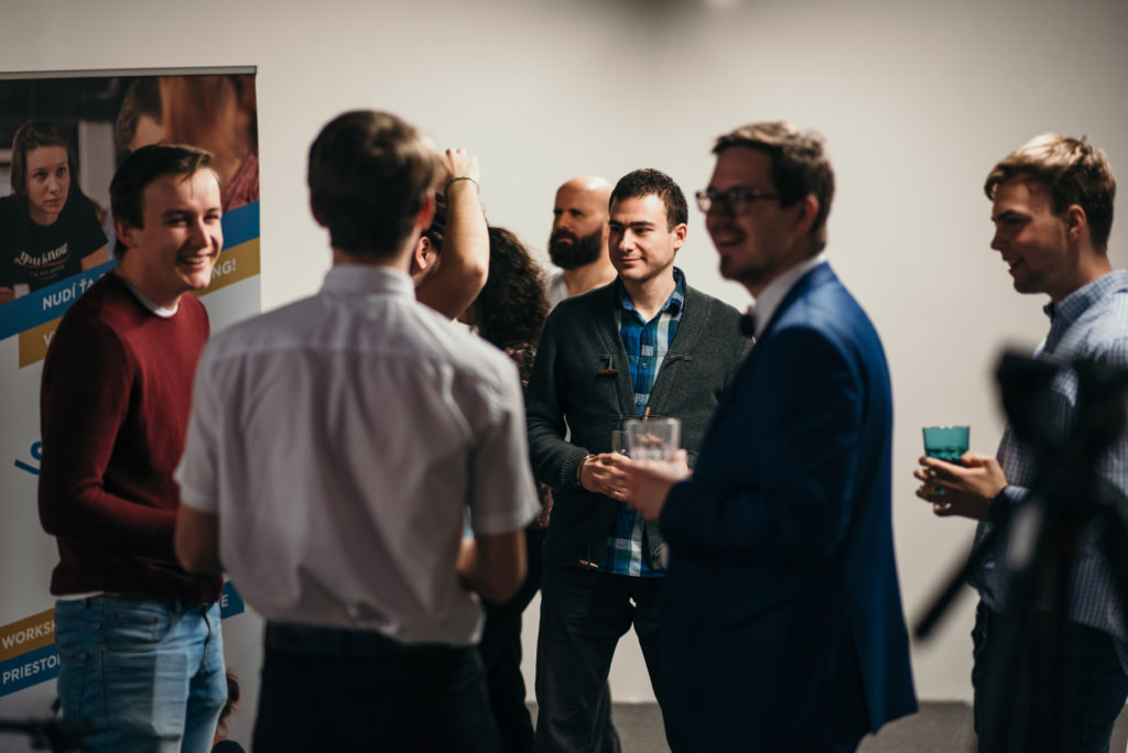 Networking with other teams