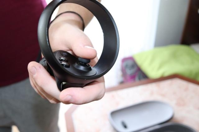 Oculus Quest - Left controller