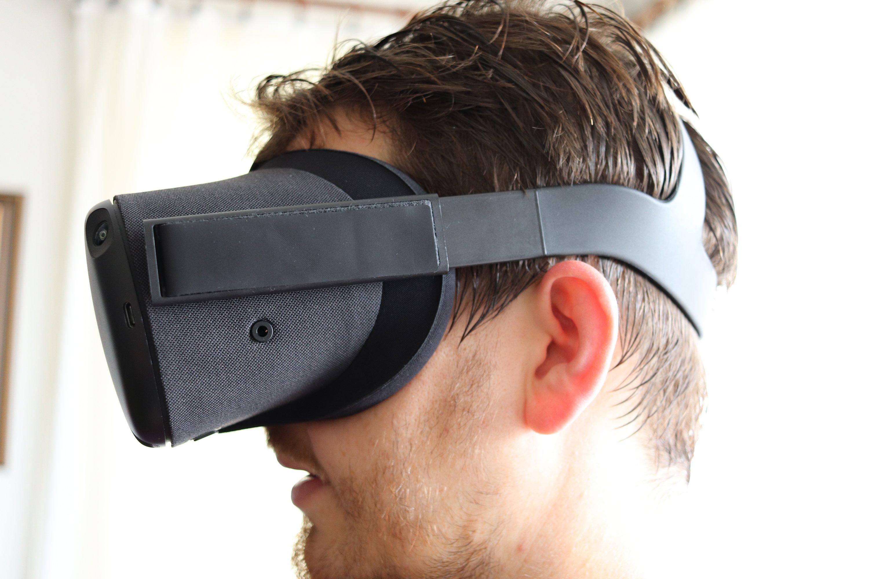 Oculus Quest - Left Side