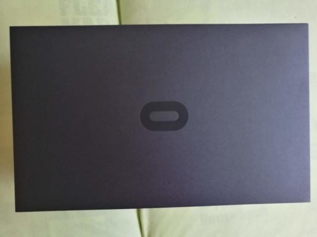 Oculus Quest - Box