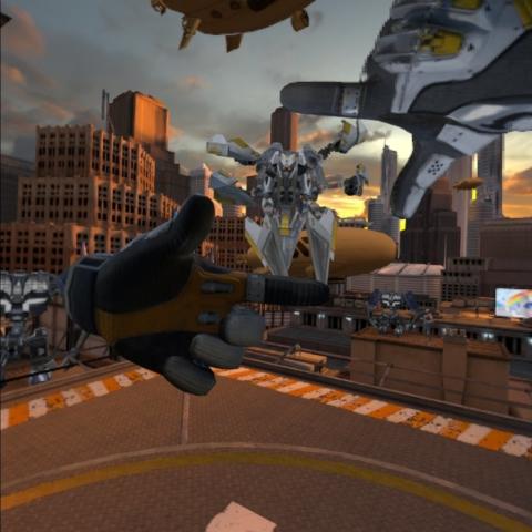 Robo Recall - Boss Battle